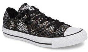 Converse Women's Chuck Taylor All Star Ox Leather Sneaker
