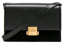 Saint Laurent Medium Bellechasse Satchel in Black. - BLACK - STYLE