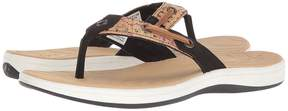 Sperry Seabrook Surf Perf Cork Women's Shoes