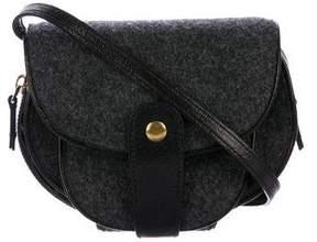 Jerome Dreyfuss Momo Wool Crossbody Bag