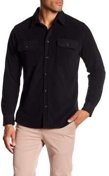 Quiksilver Waterman Collection River Wild Fleece Regular Fit Shirt