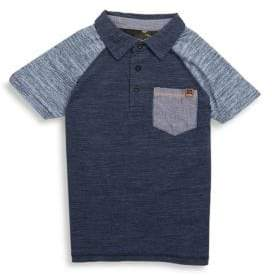Joe's Jeans Boy's Ian Short-Sleeve Cotton Polo