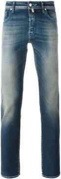 Jacob Cohen dual tone jeans