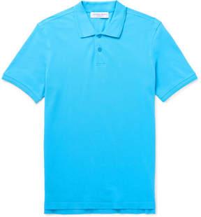 Orlebar Brown Jarrett Slim-Fit Cotton-Piqué Polo Shirt