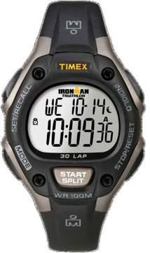 Timex Watch - Iman 30Lp Ci Gry/Blk Rsn Mid - T5E961JV