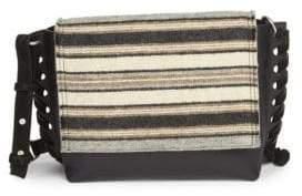 Isabel Marant Asli Leather Shoulder Bag