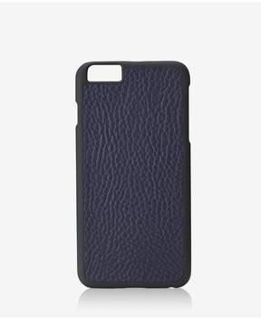GiGi New York Iphone 6/6S Plus HardShell Case In Navy Pebble Grain