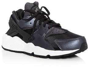 Nike Women's Air Huarache Run SE Lace Up Sneakers