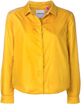 Aspesi buttoned lightweight jacket