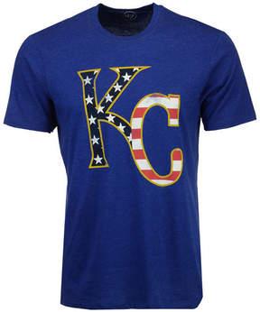 '47 Men's Kansas City Royals Americana Star T-Shirt