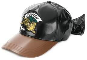 Kenzo Men's Black Polyamide Hat.