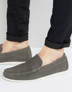 Dune Breeze Suede Loafers
