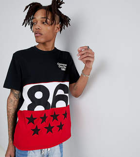 Converse One Star '86 T-Shirt In Black Exclusive To ASOS