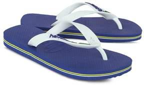 Havaianas Blue Brasil Flip Flops