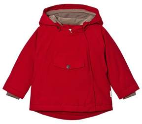 Mini A Ture Wang, M Jacket Scooter Red