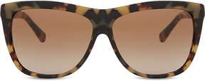 Michael Kors MK6010 Benidorm 301313 vintage tortoiseshell square-frame sunglasses