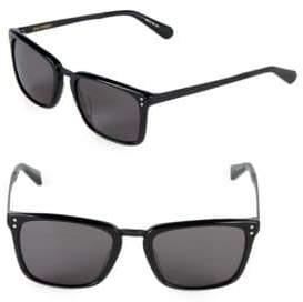 Zac Posen 53MM Square Sunglasses