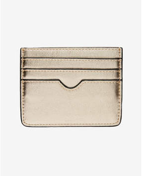 Express slim credit card wallet