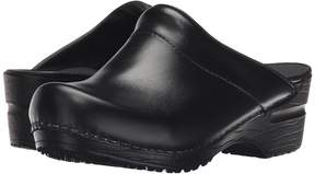 Sanita Sonja Cabrio Women's Clog/Mule Shoes