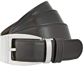 Montblanc Contemporary Reversible Belt - Black/Brown