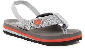 Reef Ahi Light-Up Thong Sandal (Toddler, Little Kid, & Big Kid)