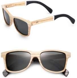 Shwood Canby Slugger Wooden Bat Sunglasses