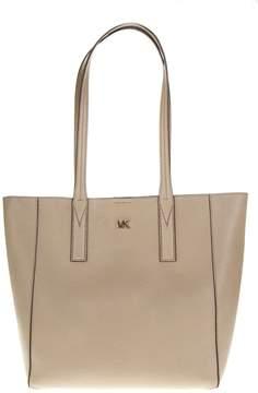 MICHAEL Michael Kors Beige Leather Bag