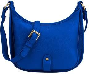 GiGi New York Women's Casey Pebble Grain Leather Crossbody Bag