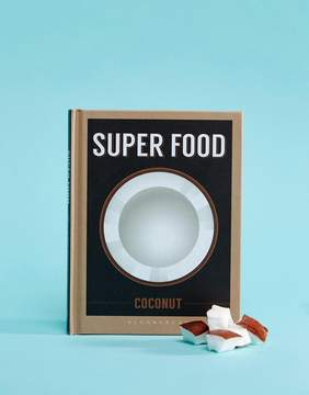 Books Coconut Super Food Book