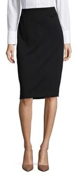 Context Casual Pencil Skirt