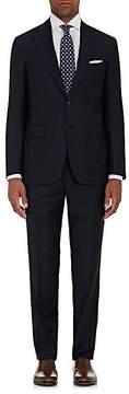 Canali Men's Capri Pinstriped Wool Two-Button Suit