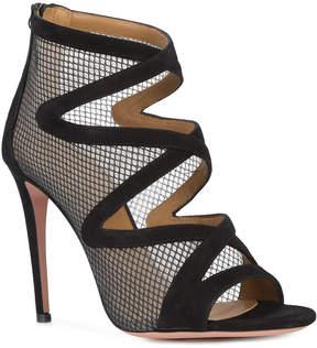 Aquazzura Flash mesh sandals