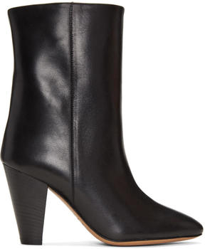 Isabel Marant Black Darilay Boots