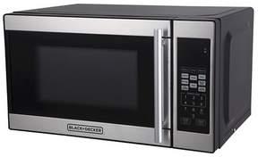 0.7 cu ft 700W Microwave Oven – Black EM720CPN-P