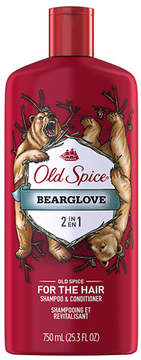 Old Spice 2-In-1 Shampoo & Conditioner Bearglove