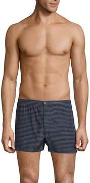 Marc by Marc Jacobs Men's Printed Cotton Boxer Shorts