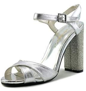 Caparros Hayley Open Toe Synthetic Sandals.