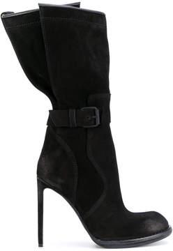 Haider Ackermann buckled boots
