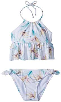 O'Neill Kids Paradise Tankini Girl's Swimwear Sets