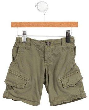 Bonpoint Boys' Mid-Rise Cargo Shorts