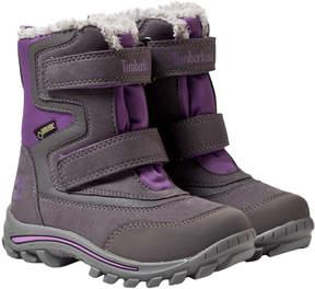 Timberland Kids Chillberg 2-Strap Eiffeltower Boots