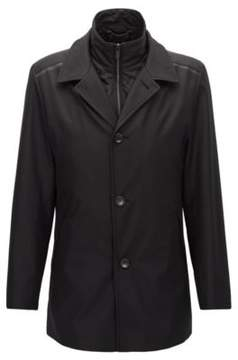 HUGO Boss Lined Nylon Jacket Barelto XXL Black