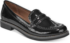 White Mountain Willa Loafer Flats Women's Shoes