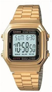 Casio Digital Collection A-178WGA-1A Men's Digital Watch