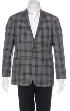 Todd Snyder Plaid Wool Blazer