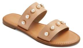 Merona Women's Margo Pearl Slide Sandals