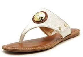 Tommy Hilfiger Lelani Open Toe Synthetic Thong Sandal