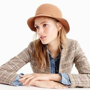 J.Crew Italian wool bucket hat