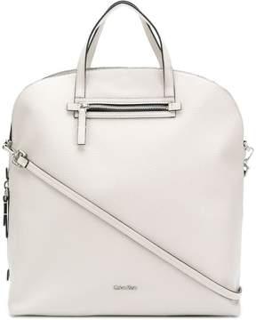 Calvin Klein structured tote bag