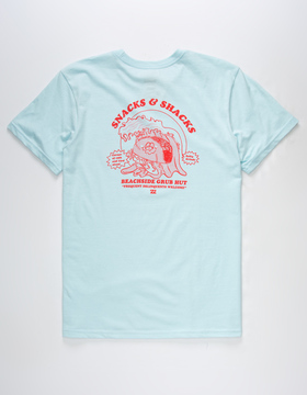 Billabong Snacks N Shacks Boys T-Shirt